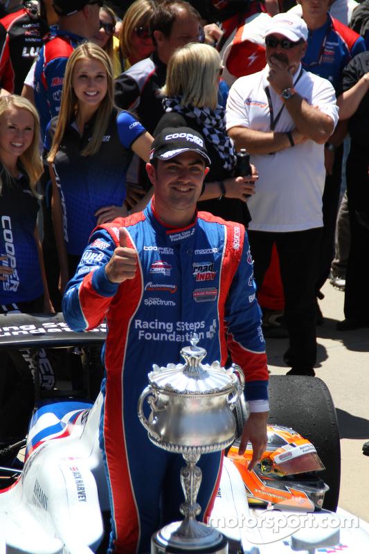 Juara balapan Jack Harvey, Schmidt Peterson Motorsports
