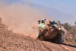 Emiliano Spataro y Benjamín Lozada, Renault Duster Team
