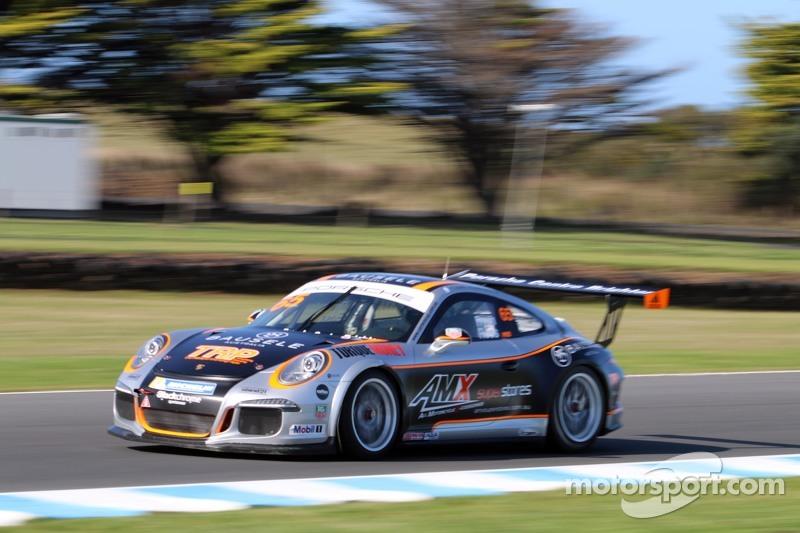 Fraser Ross, David Ryan, Porsche 911 GT3 Cup