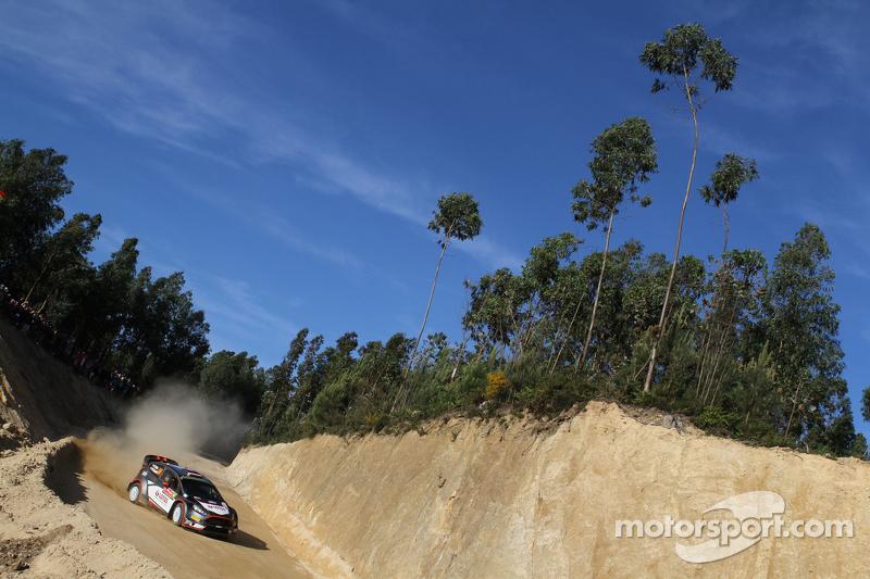 Robert Kubica und Maciej Szczepaniak, Ford Fiesta RS WRC, RK M-Sport World Rally Team