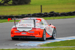 Steven Grove, Скотт МакЛафлін, Porsche 911 GT3 Cup