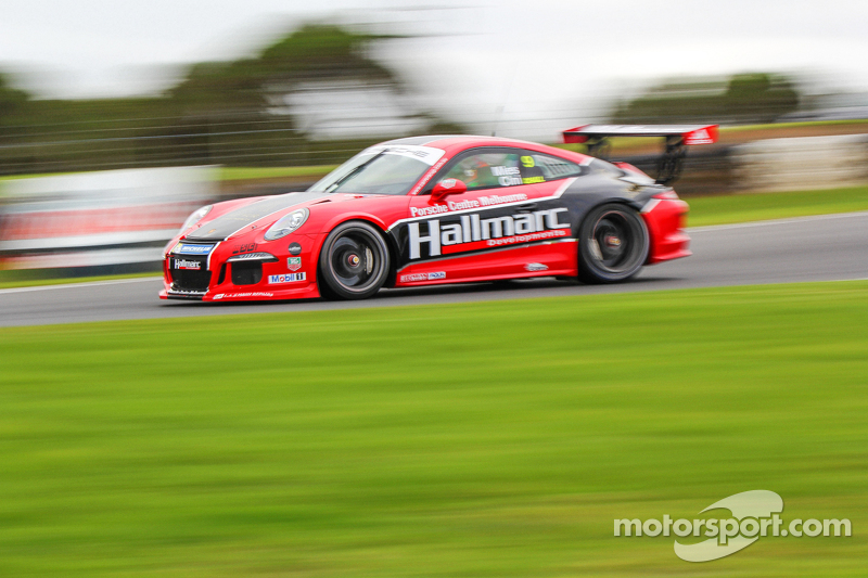 Marc Cini, Крістофер Міс, Porsche 911 GT3 Cup