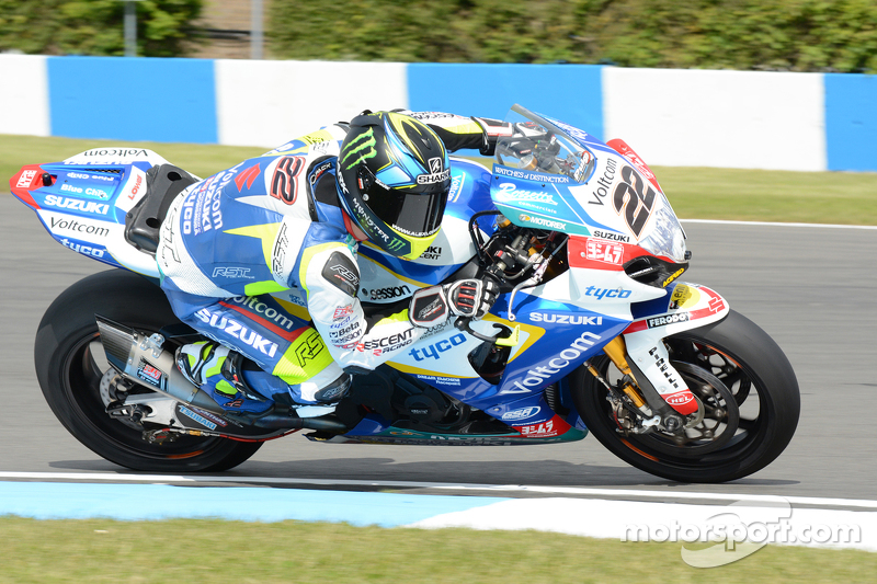 Alex Lowes, VOLTCOM Crescent Suzuki