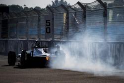 Scott Speed, Andretti Autosport in difficoltà