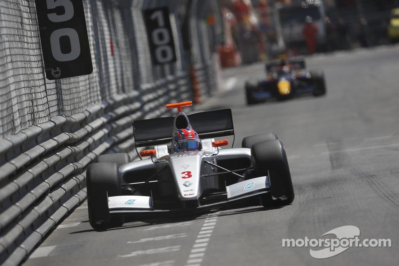 Monaco - Jazeman Jaafar, Fortec Motorsports