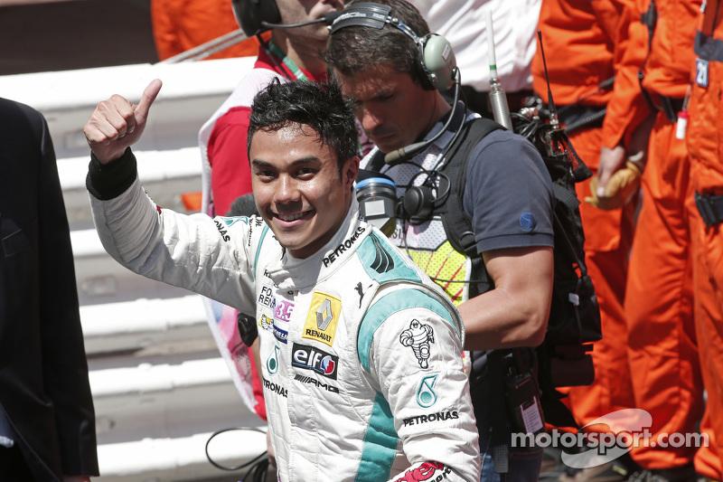 1. Jazeman Jaafar, Fortec Motorsports