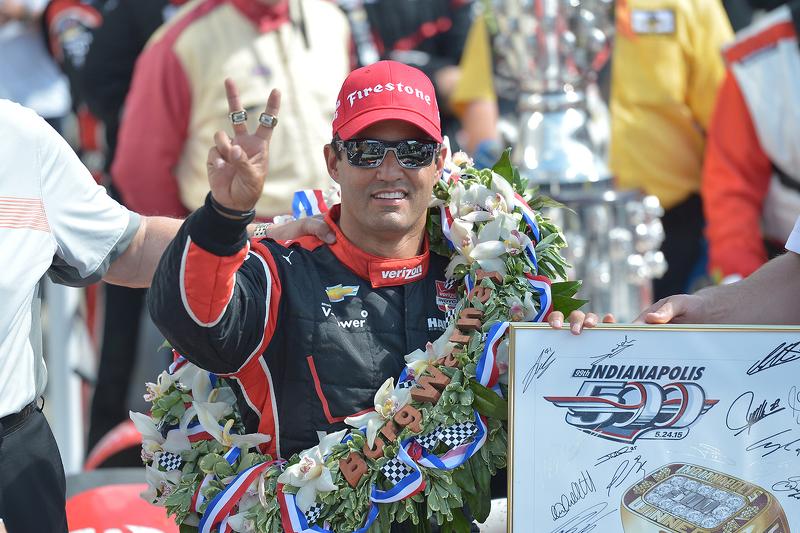 Хуан-Пабло Монтойя (Indy 500: 2000, 2014-н.в.)