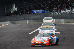 #70 Teichmann Racing, Porsche 997 GT3 Cup: Alex Autumm, Marc Hennerici, Dominik Brinkmann, Don Stephano