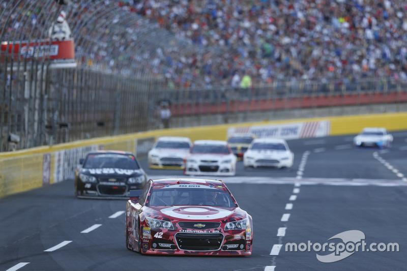 Kyle Larson, Chip Ganassi Racing, Chevrolet