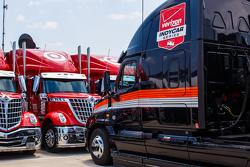 Трейлеры IndyCar