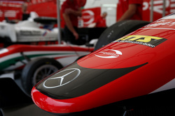 Front nose of Prema Powerteam
