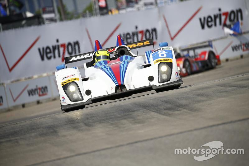 #8 Starworks Motorsport, ORECA FLM09: Renger van der Zande, Mirco Schultis