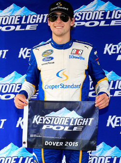 Pole-Sitter: Ryan Blaney, Brad Keselowski Racing, Ford