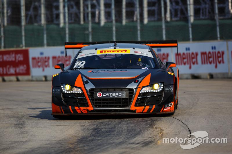 #19 Stephen Cameron Racing, Audi R8 LMS Ultra: Drew Regitz