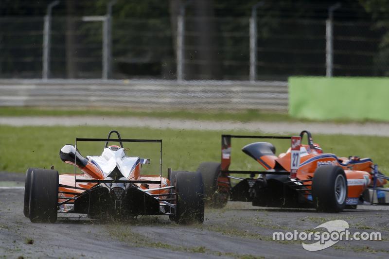 Santino Ferrucci und Mikkel Jensen, Mücke Motorsport, Dallara Mercedes-Benz