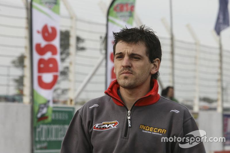 Luis Jose di Palma, Indecar Racing, Torino