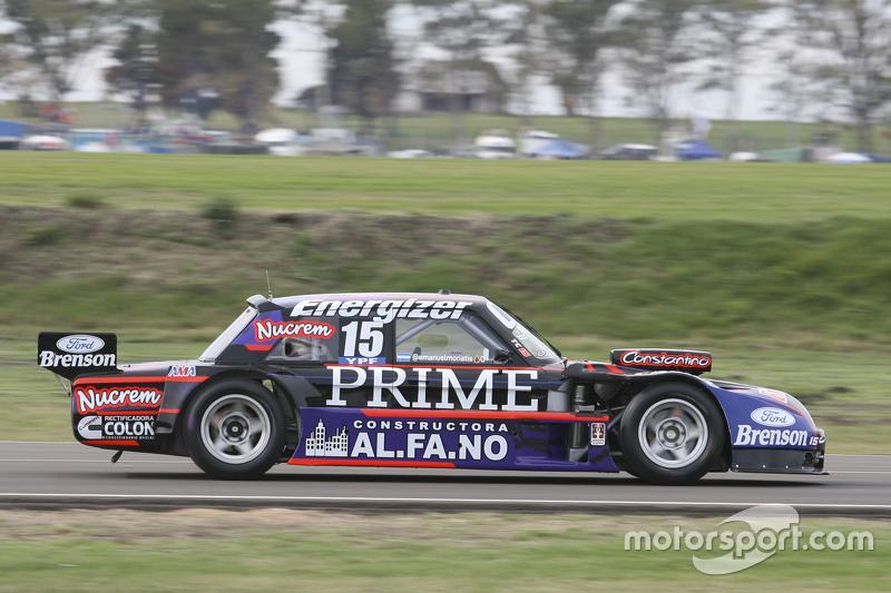Emanuel Moriatis, Alifraco Sport, Ford