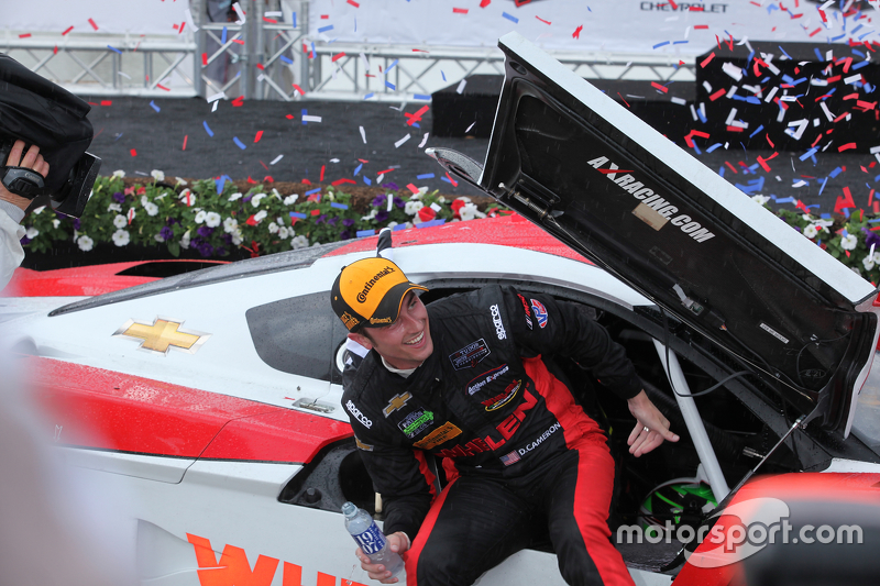 Переможці гонки #31 Action Express Racing Corvette DP: Ерік Курран, Дейн Камерон