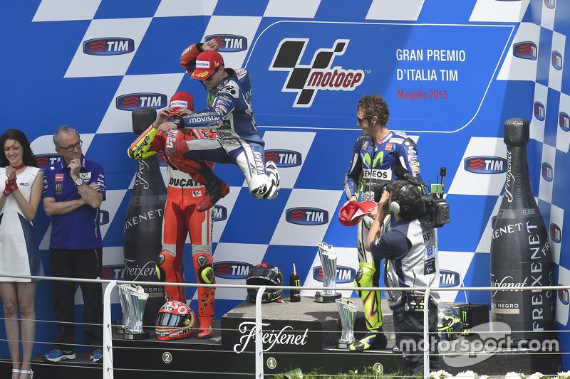 Grand Prix d'Italie - 1er