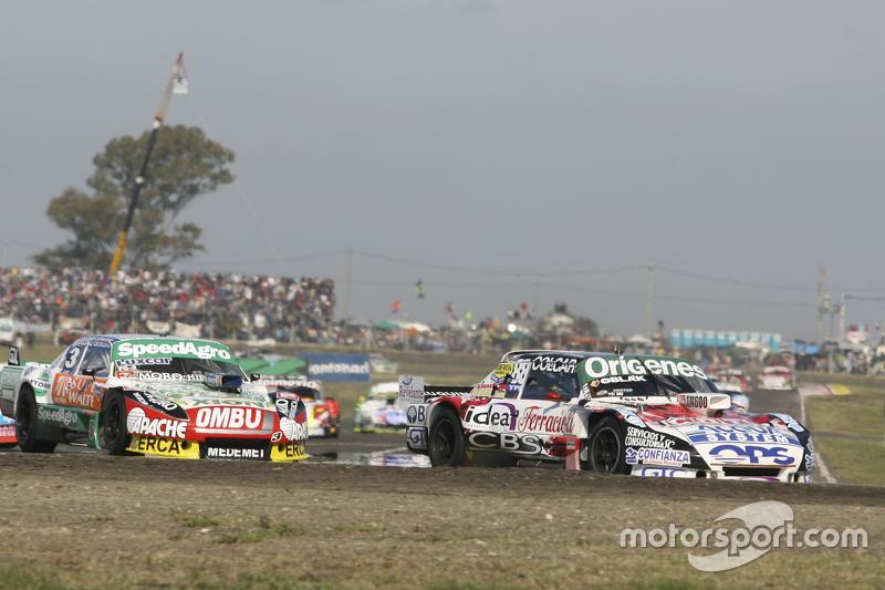 Camilo Echevarria, Coiro Dole Racing Torino dan Facundo Ardusso, Trotta Competicion Dodge
