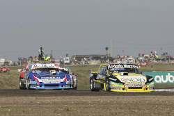 Omar Martinez, Martinez Competicion, Ford, und Matias Rodriguez, UR Racing, Dodge