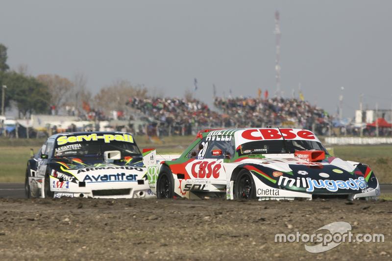 Carlos Okulovich, Maquin Parts Racing, Torino, und Diego de Carlo, JC Competicion, Chevrolet