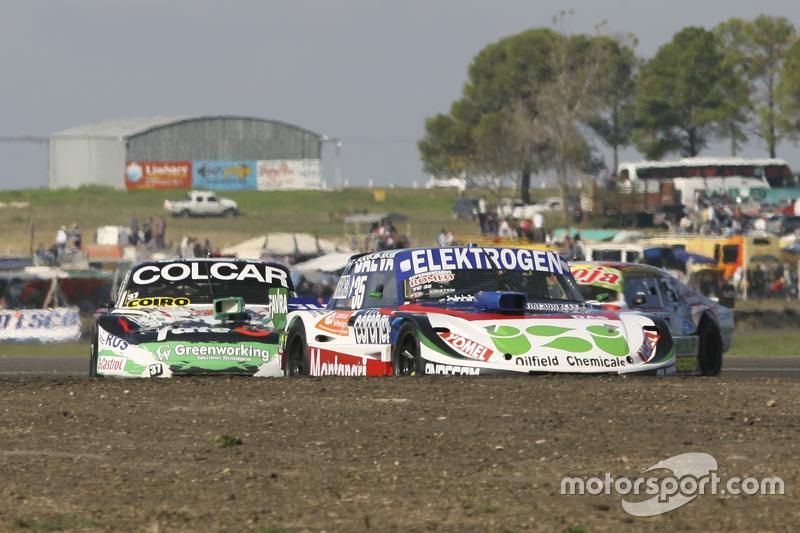 Матіас Нолезі, Nolesi Competicion Ford та Гастон Маццакане, Coiro Dole Racing Chevrolet