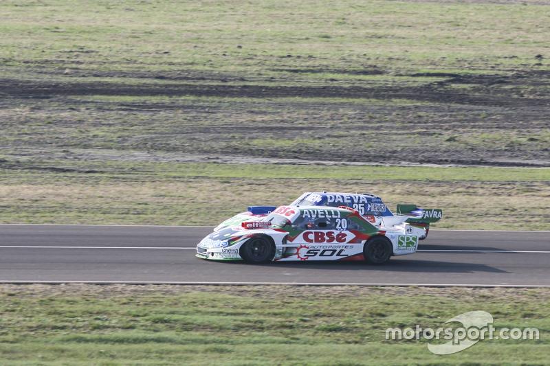 Carlos Okulovich, Maquin Parts Racing Torino dan Mathias Nolesi, Nolesi Competicion Ford