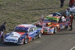 Jose Savino, Savino Sport Ford and Jonatan Castellano, Castellano Power Team Dodge