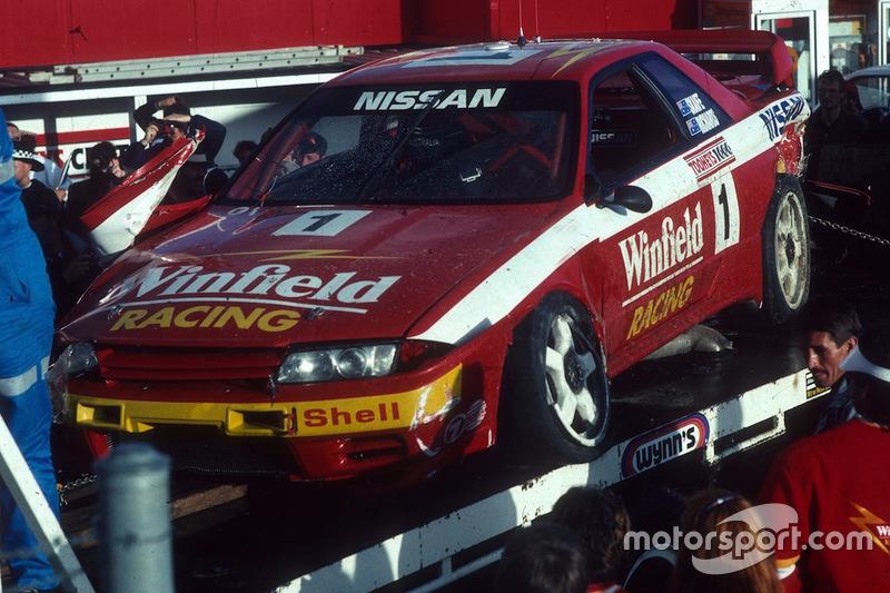 Jim Richards and Mark Skaife, 1992 Bathurst 1000