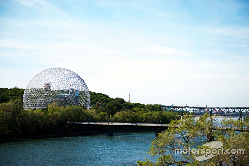 Scenic Montreal