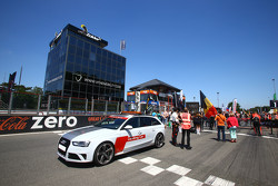 Sabato, pre-qualifying race