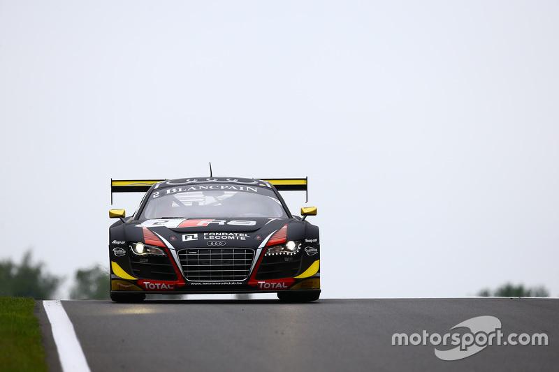 #2 Belgian Belgian Audi Club Team WRT, Audi R8 LMS: Christopher Mies, Enzo Ide