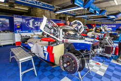 #27 SMP Racing BR01