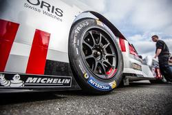Detail #8 Audi Sport Team Joest Audi R18 e-tron