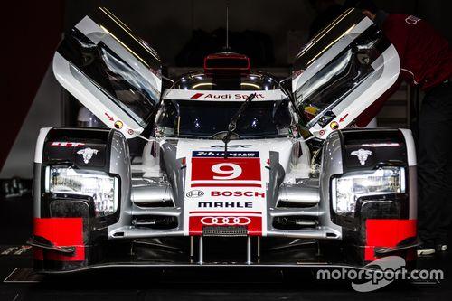 24 horas de Le Mans, día de pruebas