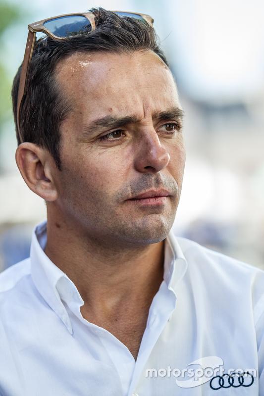 #7 Audi Sport Team Joest: André Lotterer