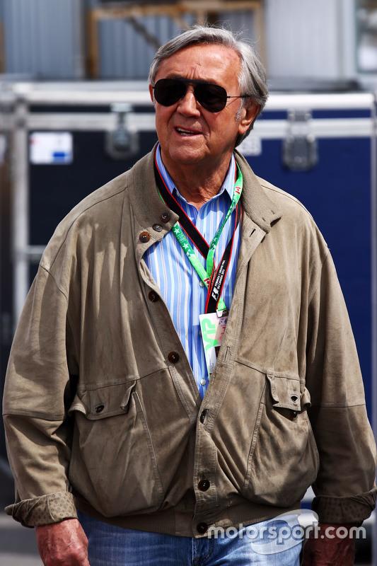 Walter Wolf, ehemaliger Formel-1-Teambesitzer