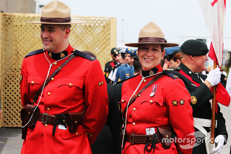 Royal Canadian Mounted Police, La Régia polizia a cavallo canadese (RCMP)