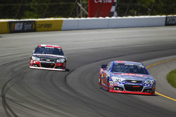 Austin Dillon y Ryan Newman, Richard Childress Racing Chevrolets