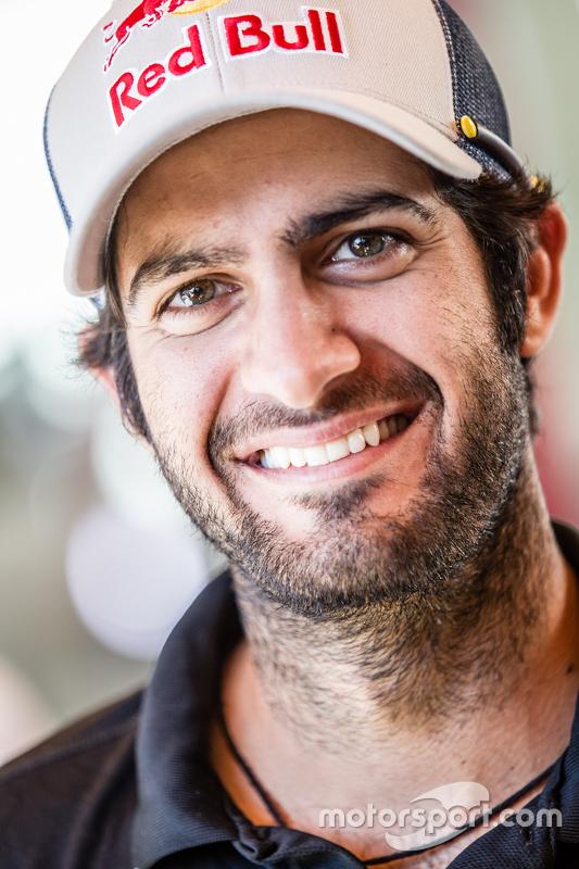 G-Drive Racing: Gustavo Yacaman