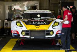 #50 Larbre Compétition, Corvette C7.R