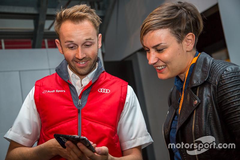 Audi Sport Team Joest: René Rast
