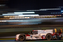 #7 Audi Sport Team Joest Audi R18 e-tron quattro : Marcel Fässler, Andre Lotterer, Benoit Tréluyer