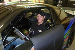 Matt Brabham prova una Late Model di David Gilliland Racing