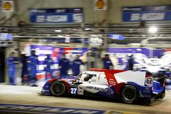 BR01 команды SMP Racing : Маурицио Медиани, Дэвид Маркозов, Николя Минассян