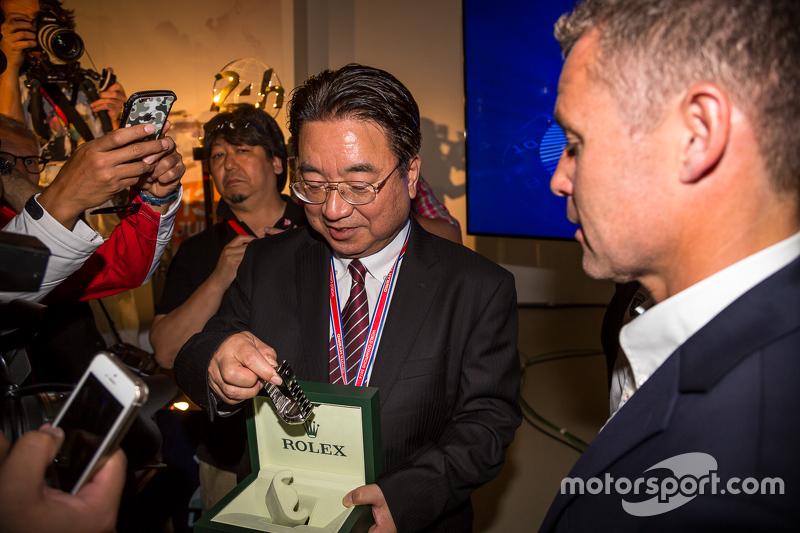 Yoshiaki Kinoshita, 1. Spirit of Le Mans