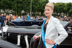 The 2015 Miss 24 Hours of Le Mans