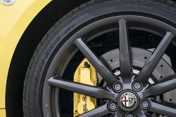 El Alfa Romeo 4C Spider 2015