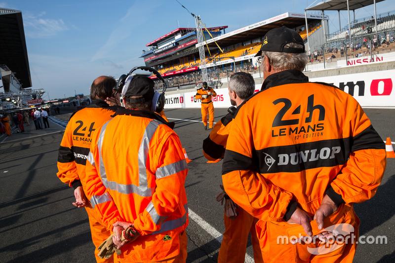 Le Mans, Sportwarte